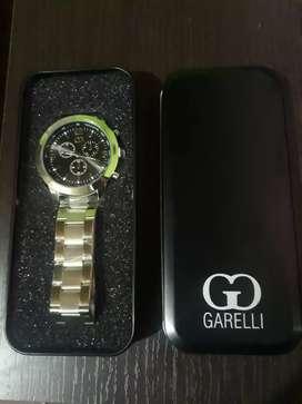 Reloj Garelli