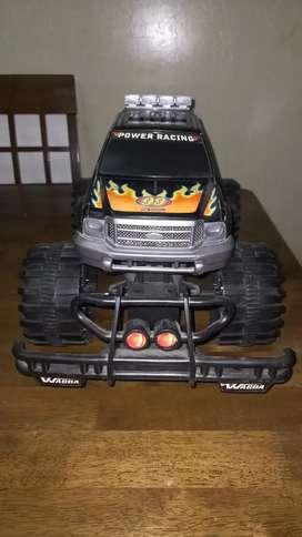 Camioneta   Racing team