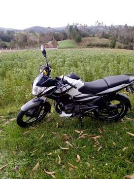 Moto pulzar ns125