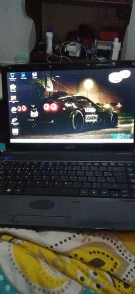 Portátil Acer corei5
