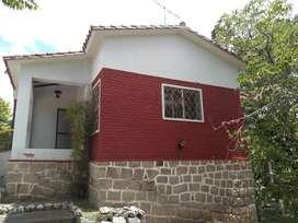 Alquier hermosa casa en las Sierras de Tanti
