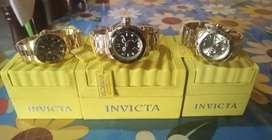 Relojes Invicta Originales Arribos de Junio 2021