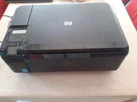 Impresora multifunción HP photosmart C4480