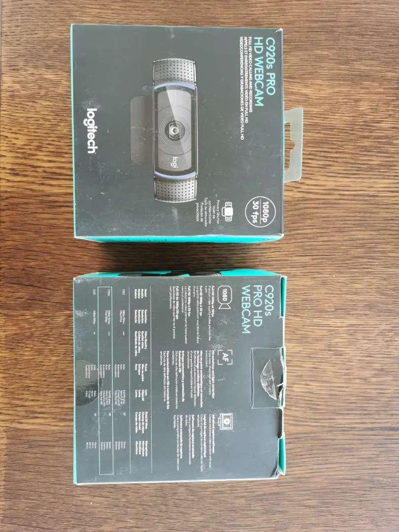 Webcam Logitech C920S PRO full HD 1080 Gangazo!! 0