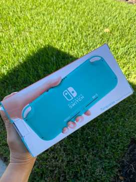 Nintendo switch lite 32gb nuevo