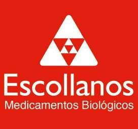 CENTRO DE APOYO MEDICO SE ENCUENTRA EN BUSQUEDA DE UN VISITADOR MEDICO PARA LA CIUDAD DE QUITO