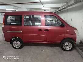 Minivan Change 2010 en buen estado