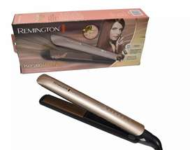 Plancha Remington Keratina y Argan S8599 Cerámica