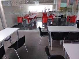 Hermosa y Exclusiva Oficina en Miraflores