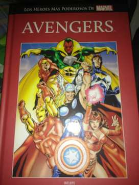 Avengers libro