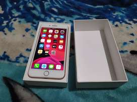 Vendo cambio iPhone 8 Plus 64Gb, OroRosa Accesorios y Factura