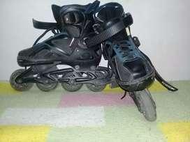 Vendo patines rollers originales marca Kossok talle 34.35.36