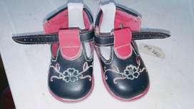 Zapato  de Niña Talla 17
