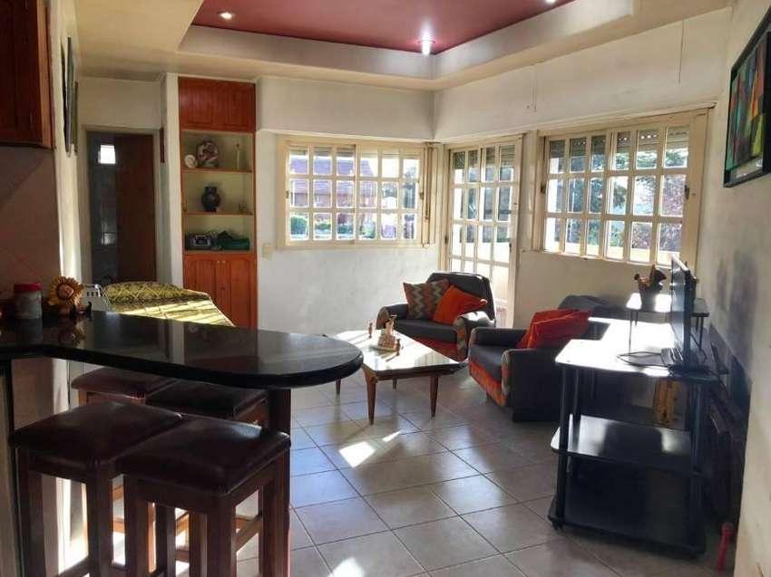 dd81 - Departamento para 2 a 3 personas en Ciudad De Mendoza 0
