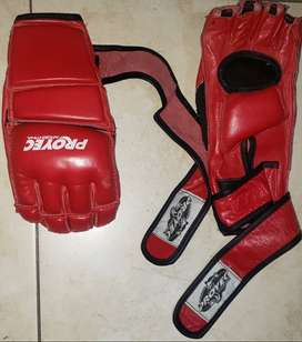 Guantes vale todo
