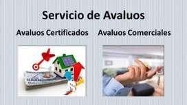 Avaluos Comerciales y Certificados