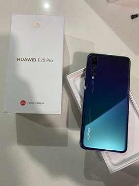 Huawei p20 pro en perfecto estadl