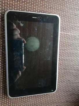 Vendo pantalla y táctil tablet titán en perfecto estado
