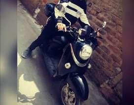 Moto electrica m9 Greenline