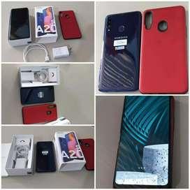 Samsung A20s Azul, 2 semanas de uso.