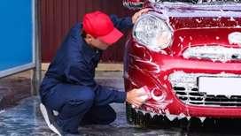 Se necesita urgente lavador de autos