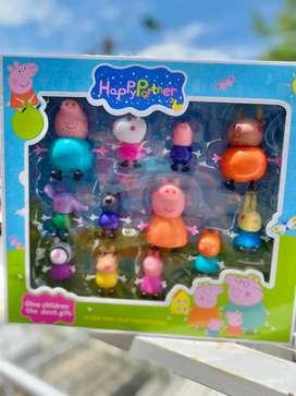 Coleccion muñecos peppa pig