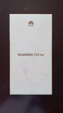 Venta de celular usado Huawei P20 LITE (Rosado)