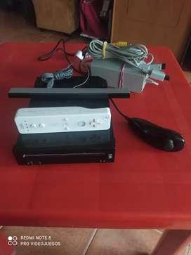 Wii con 2 controles
