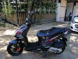Vendo moto akt perfecto estado