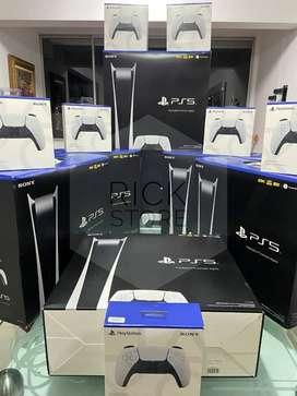 Playstation 5 digital control adicional