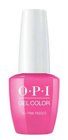 V-I-Pink Passes 15 m / L5 Oz - OPI GelColor