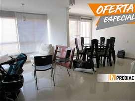 En venta, apartamento en Miramar, área 101 m2