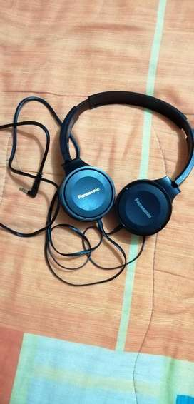 Audífonos Diadema Panasonic