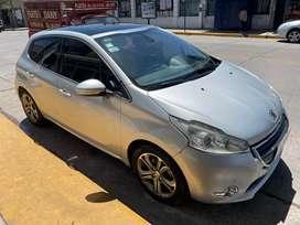 Vendo Peugeot 208 listo para ser transferido