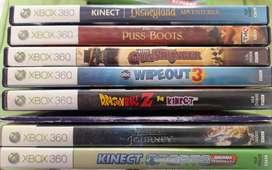 Juegos para kinet de xbox 360