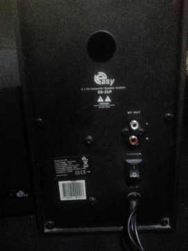 Amplificador para Pc O Celular en Buen E