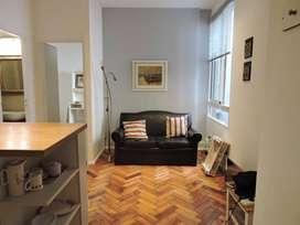 Comfortable two-room apartment in Recoleta