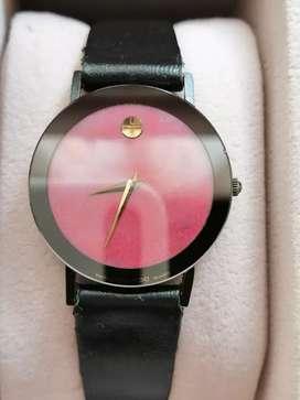 Reloj Movado Museum Original,vintage