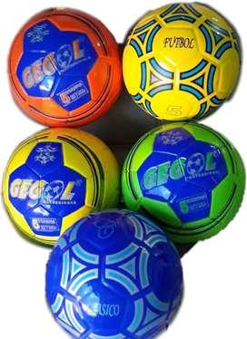 Balones fútbol económicos