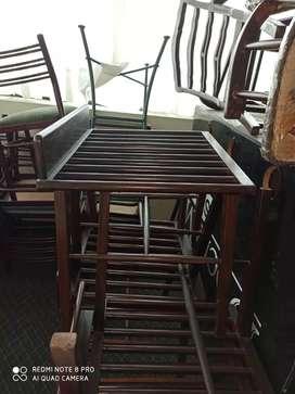 Mesas y mesones