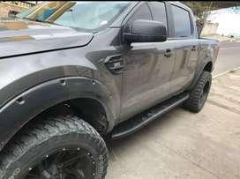 Estribos raptor Ford Ranger