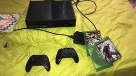 XBOX ONE COMO NUEVO FIFA 19 GTA V Y WHATCH DOG 2 juegos originales