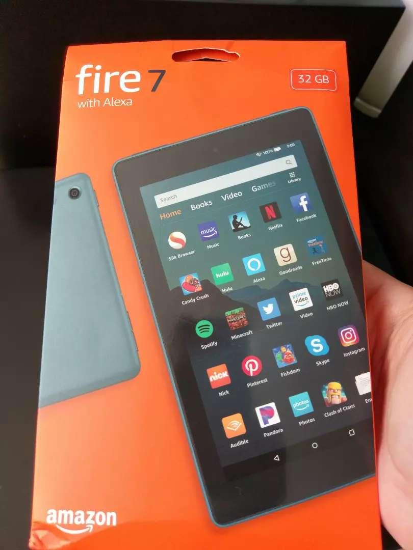 Amazon fire 7 HD