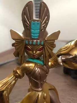 Skylanders imaginators Golden Queen oscuro sensei