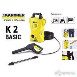 Hidrolavadora De Presión Karcher Brasil K2