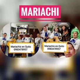 Estámos disponibles mariachi de Quito el mejor servicio
