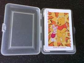 Juego de cartas Winnie Pooh 50