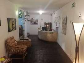 La Mariscal, Hostal, alquiler, amoblado, 460 m2, 10 habitaciones