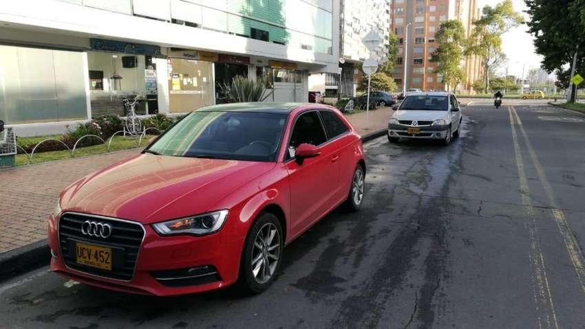 Audi 3 33 mil kms 0