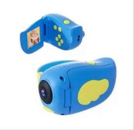 camara de video digital para niños